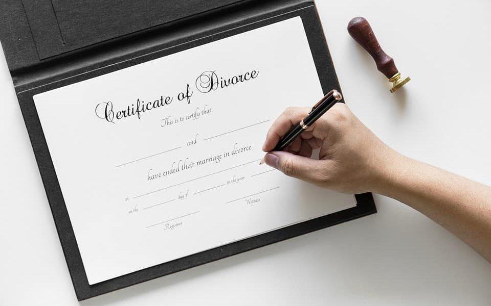 Cuánto cuesta un divorcio en España